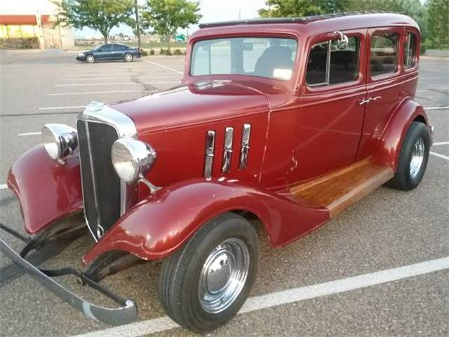 1933 Chevrolet Master | 711097