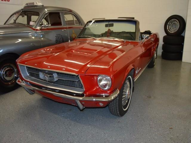 1967 Ford Mustang | 711145