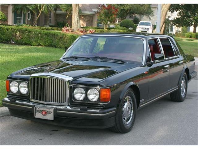 1989 Bentley Mulsanne | 711157