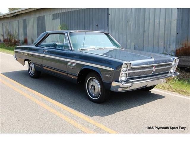 1965 Plymouth Fury | 711230