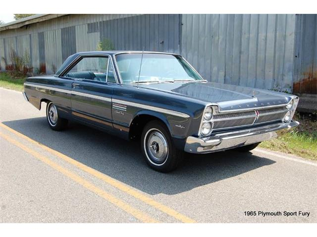 1965 Plymouth Fury | 711230