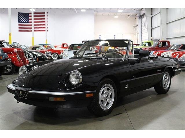 1986 Alfa Romeo Spider | 711265