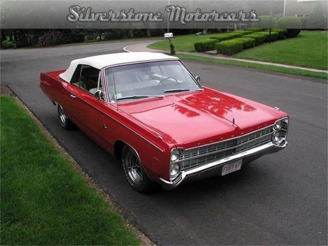 1967 Plymouth Fury III | 711276