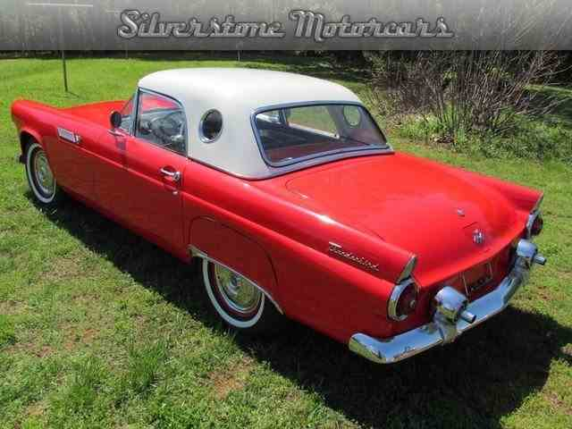 1955 Ford Thunderbird   711282