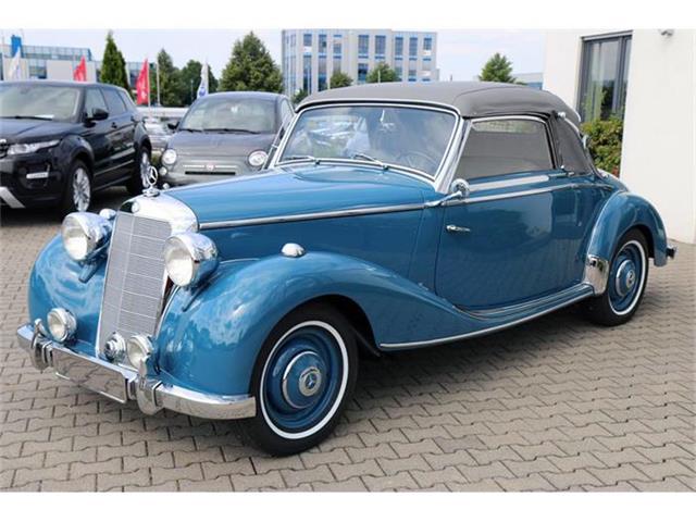 1950 Mercedes-Benz 170S | 710013
