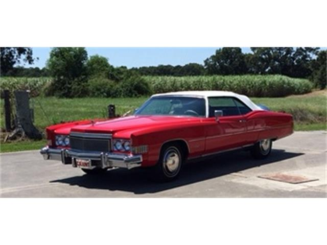 1974 Cadillac Eldorado | 711303