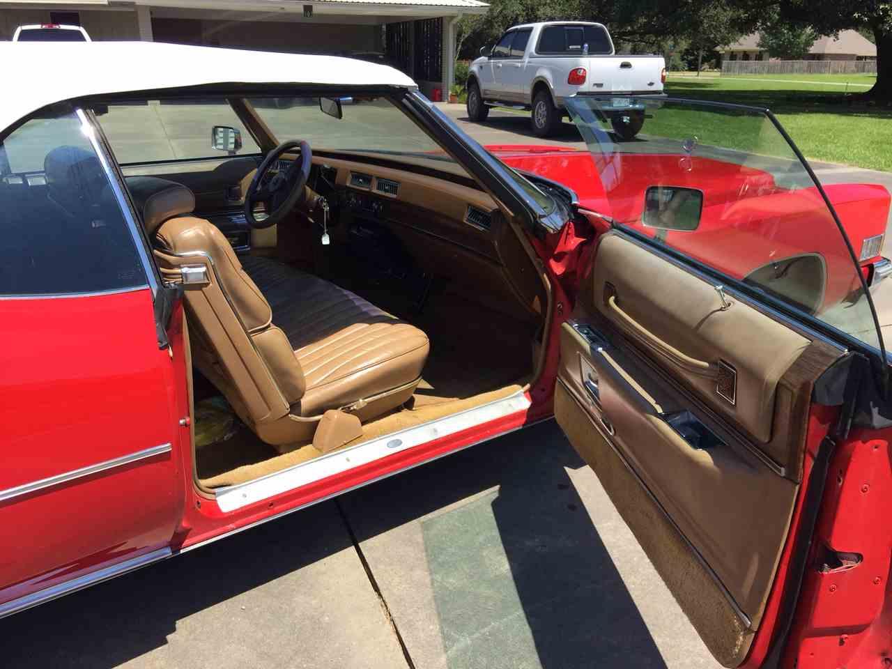 1974 Cadillac Eldorado For Sale Classiccars Com Cc 711303