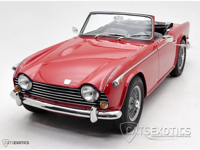 1968 Triumph TR5 | 710132