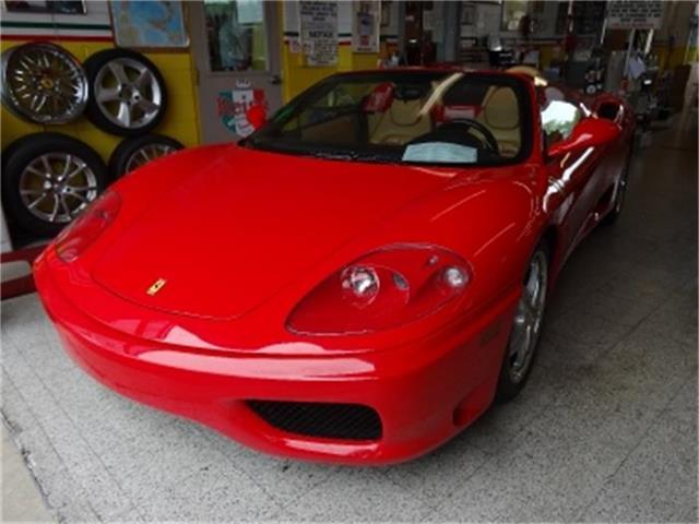 2003 Ferrari 360   711330
