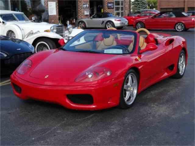2003 Ferrari 360 | 711330