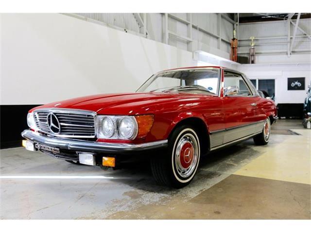 1975 Mercedes-Benz 280SLC | 711333