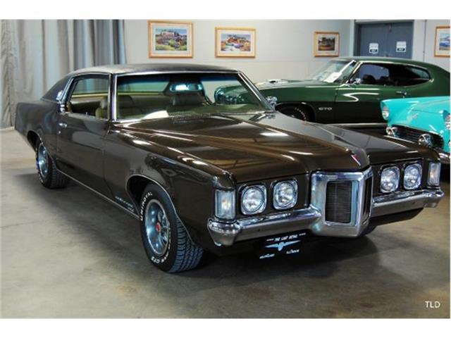 1969 Pontiac Grand Prix | 711337