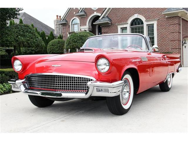1957 Ford Thunderbird | 711344