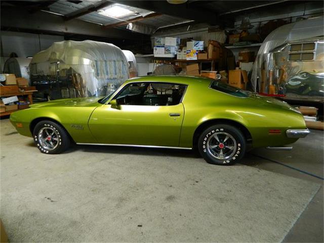 1970 Pontiac Firebird Formula | 711375