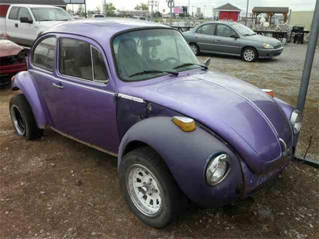 1974 Volkswagen Super Beetle | 711404