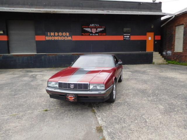 1989 Cadillac Allante | 711406