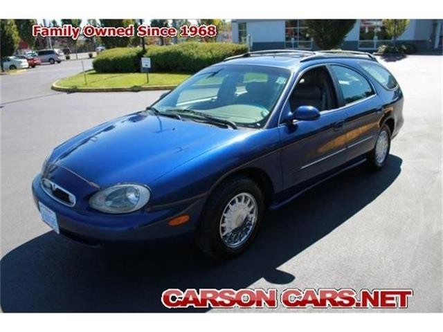 1996 Mercury Sable | 711420