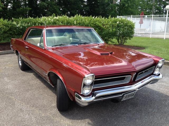 1965 Pontiac GTO | 711431
