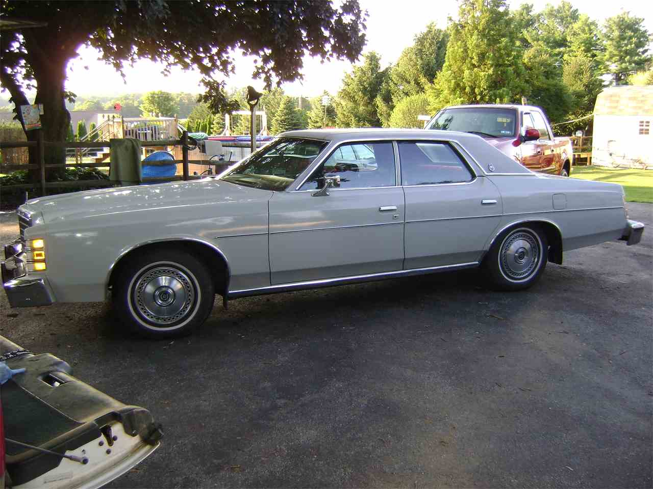 1977 Ford Ltd For Sale On