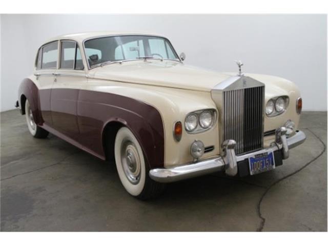 1965 Rolls Royce Silver Cloud III | 711724