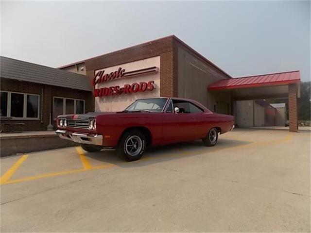 1969 PLYMOUTH ROAD RUNNER 383 4 SPEED | 711741