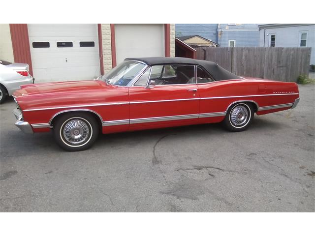 1967 Ford Galaxie 500 | 711767