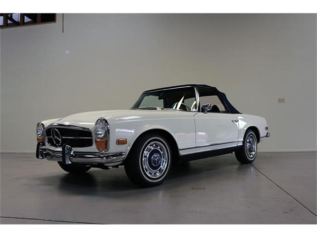 1970 Mercedes-Benz 280SL | 710018