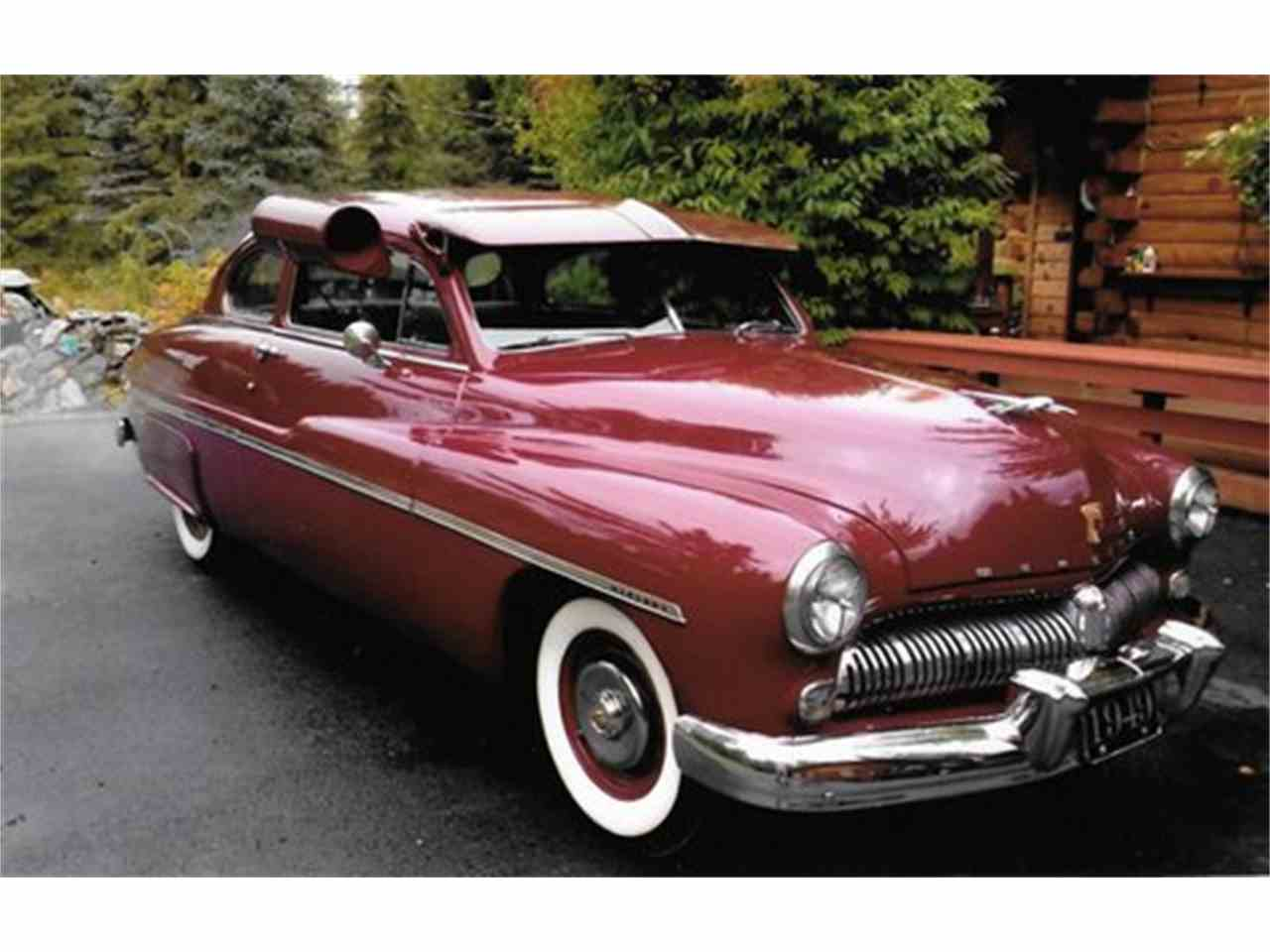 1949 Mercury Coupe For Sale Classiccars Com Cc 711804