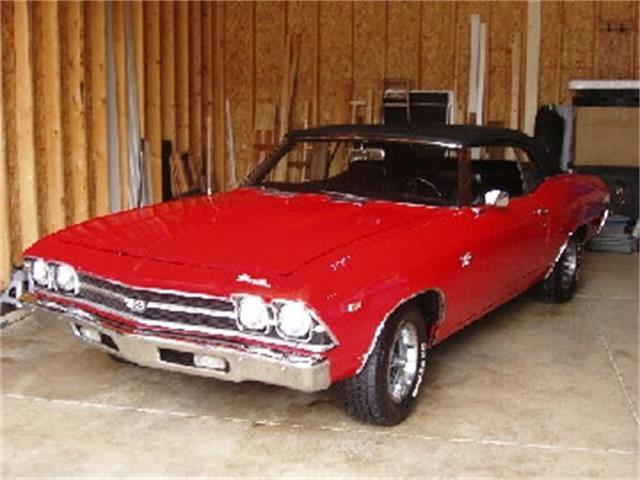 1969 Chevrolet Chevelle | 711809