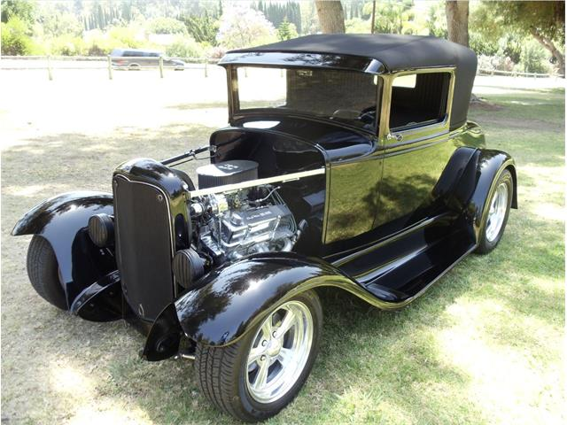 1931 Ford Coupe | 711857