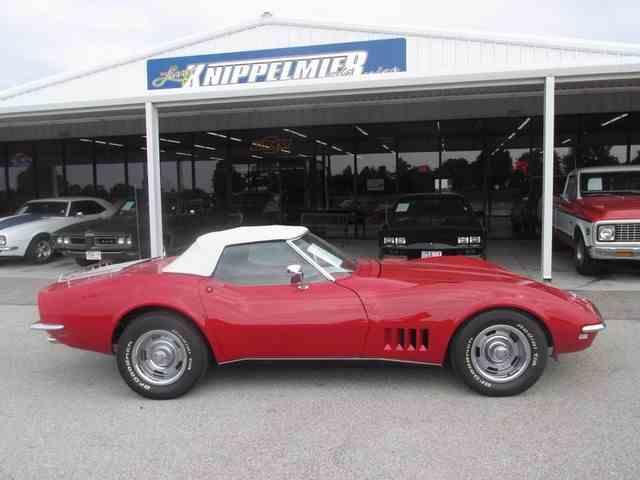 1968 Chevrolet Corvette | 710189