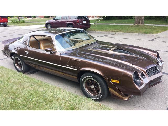 1979 Chevrolet Camaro Z28 | 711912