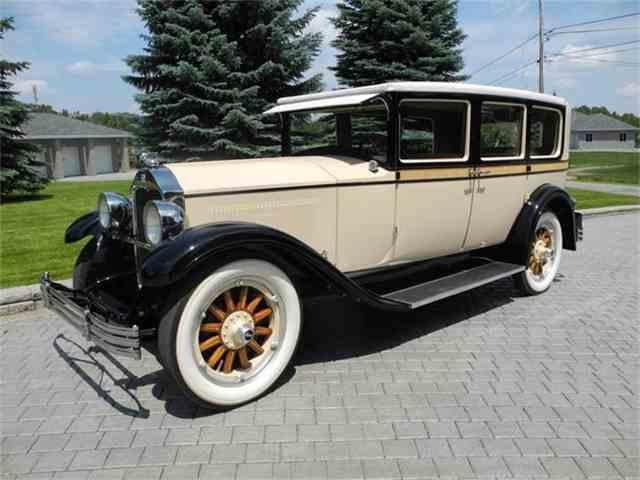 1928 Buick 7-Passenger | 711943