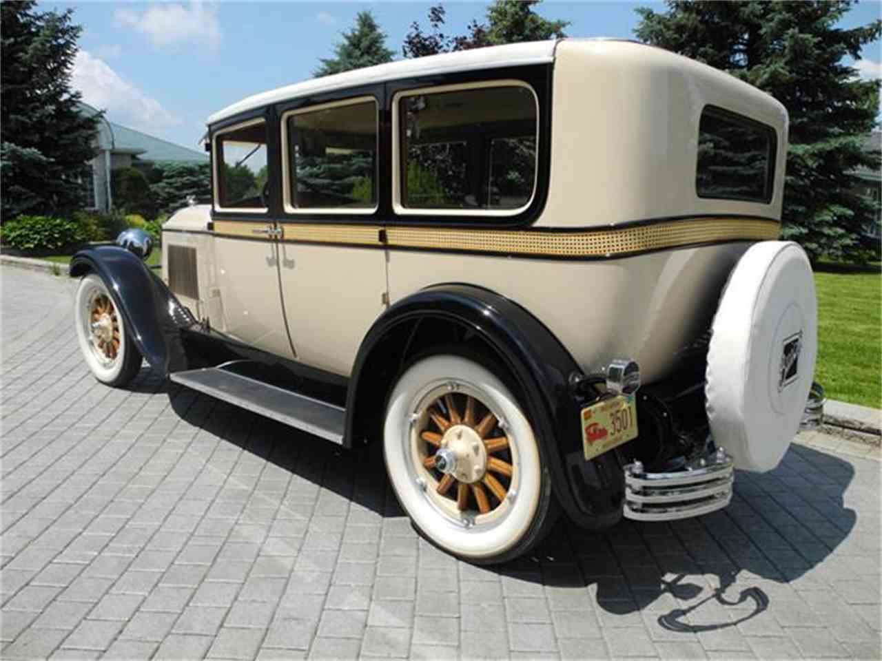 1928 Buick 7-Passenger For Sale