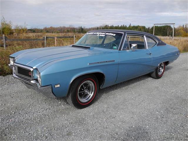 1968 Buick Gran Sport | 711953