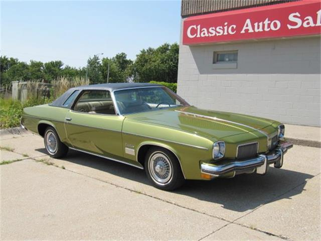 1973 Oldsmobile Cutlass Supreme Brougham