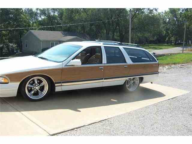 1996 Buick Roadmaster | 711997