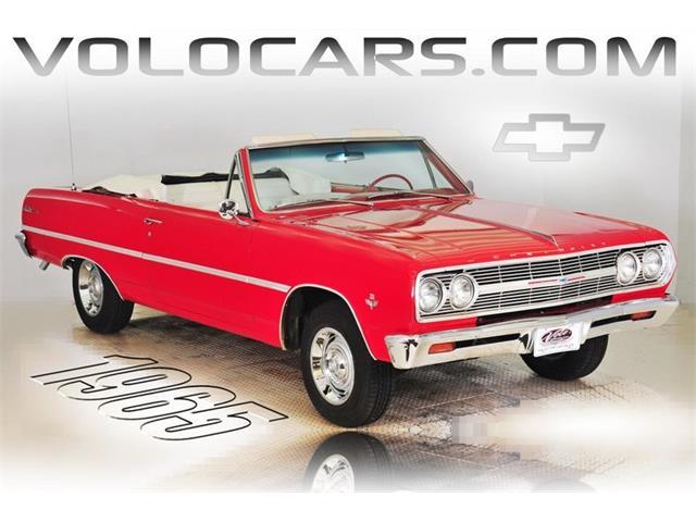 1965 Chevrolet Chevelle Malibu | 712088