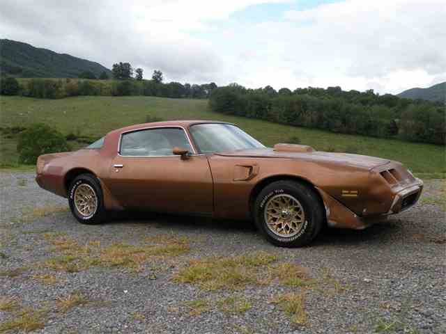 1979 Pontiac Firebird Trans Am | 712101