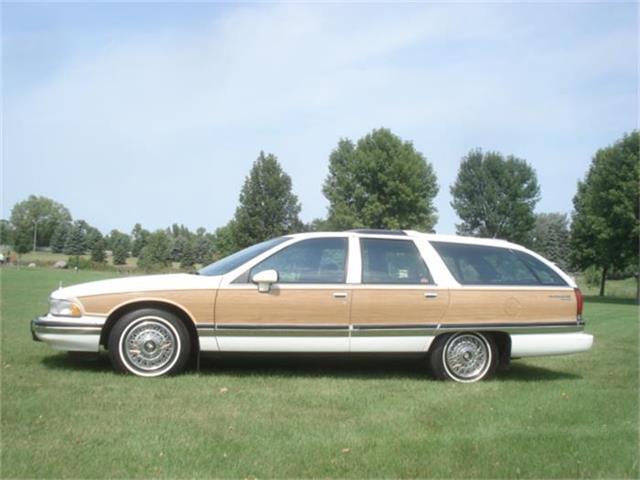 1991 Buick Roadmaster | 712170