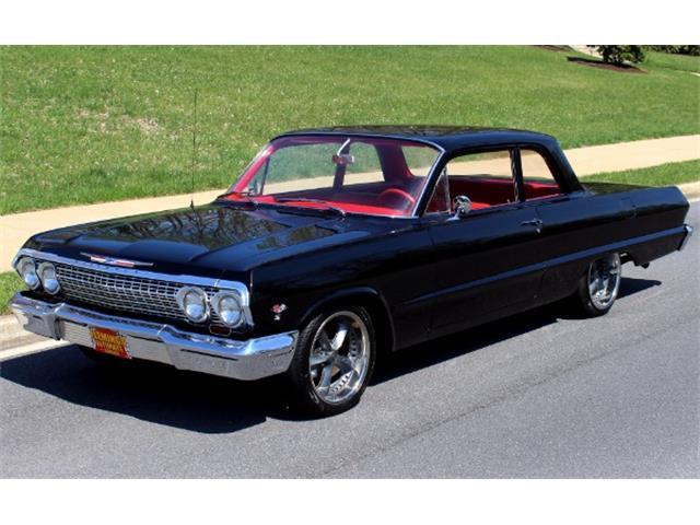 1963 Chevrolet Biscayne | 712242