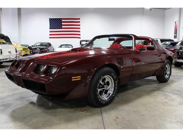 1981 Pontiac Firebird Trans Am | 712263