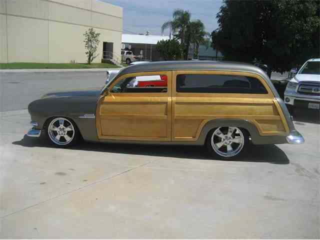 1951 Ford Woody Wagon | 712267