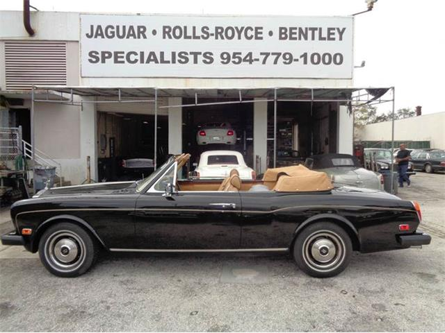 1984 Rolls-Royce Corniche | 712310
