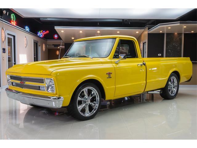 1967 Chevrolet C/K 10 | 712348