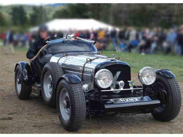 1947 Bentley Mark VI | 710236