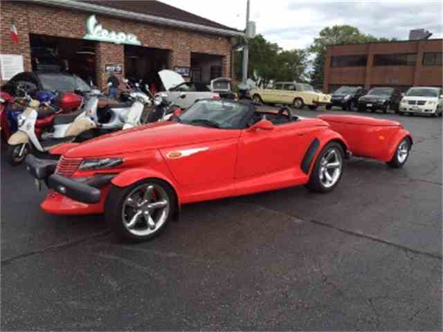 1999 Plymouth Prowler | 710240