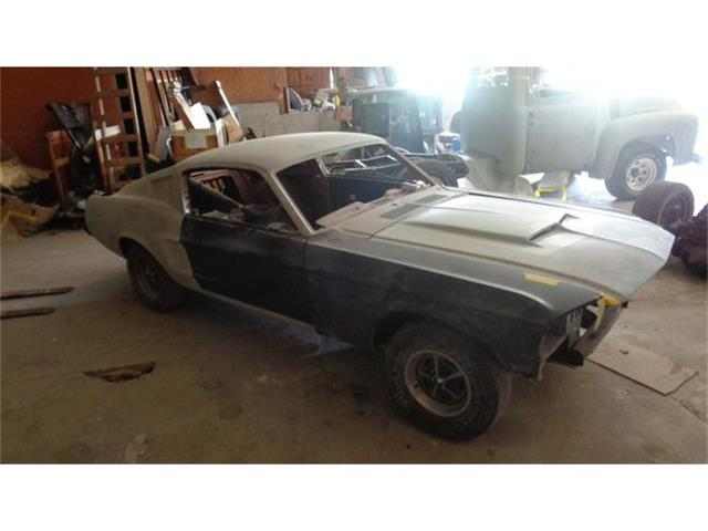 1968 Ford Mustang | 712496