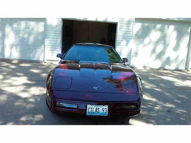 1993 Chevrolet Corvette | 710250