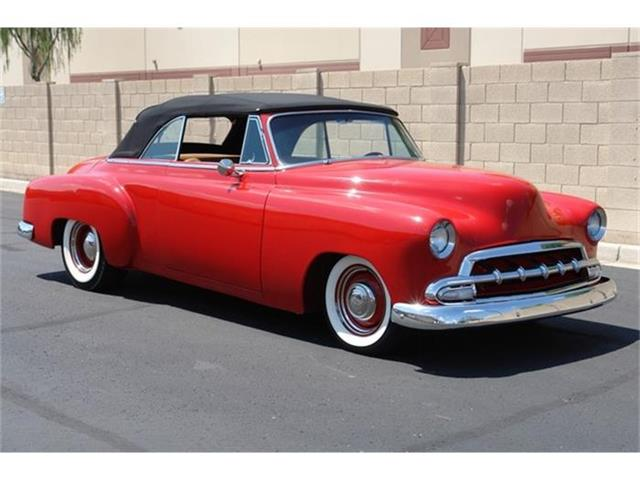 1952 Chevrolet Deluxe   712511